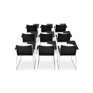 Sedie Per Ufficio Conferenza Direzionali Operative Ospiti E Riunioni Rcpsrl It