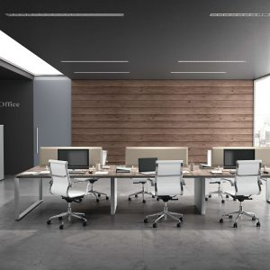 scrivania operativa Lomy 21