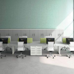 scrivania operativa Lomy 22