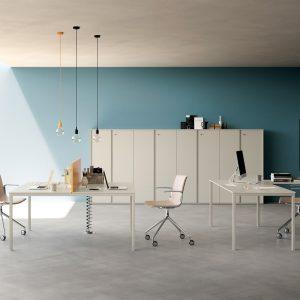scrivania operativa minima 09