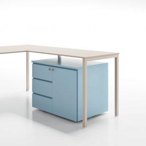 scrivania operativa minima 12