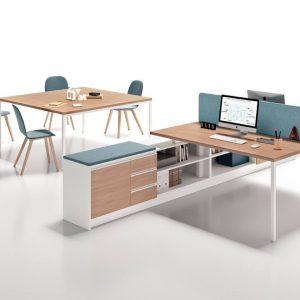 scrivania operativa minima 25