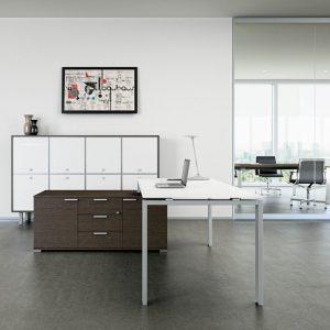 scrivania operativa glicine 28