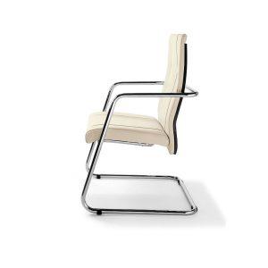 sedia attesa e riunioni in pelle
